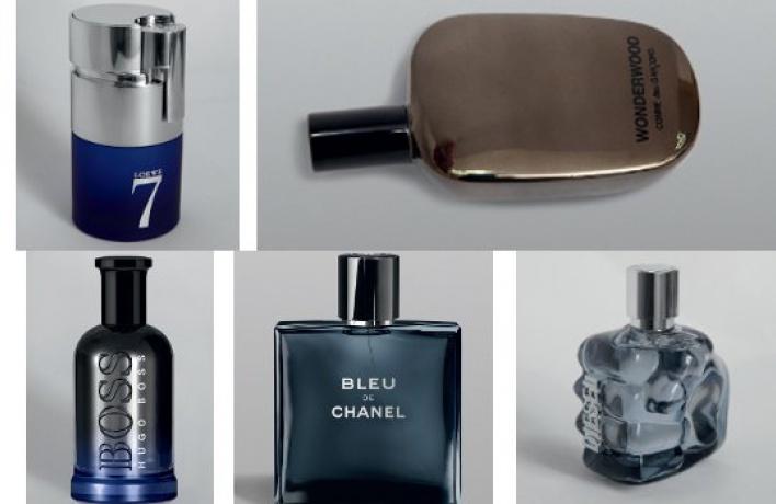 Мужские ароматы осени