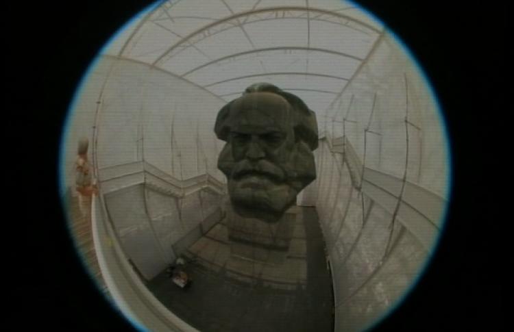 Новости из идеологической античности. Маркс - Эйзенштейн - Капитал