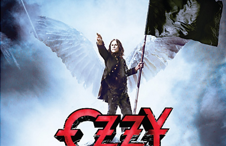 Ozzy Osbourne (Великобритания)