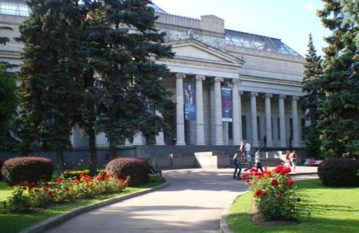 Музей им.А.С. Пушкина огнеопасен