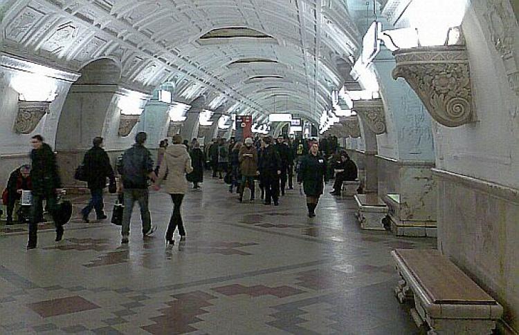Обе станции метро «Белорусская» хотят закрыть в2011 году