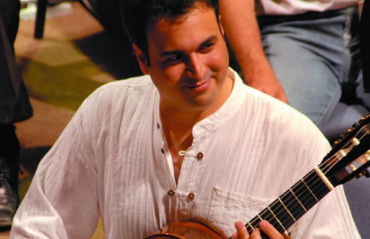 Маурисио Диас Альварес (гитара, Испания)