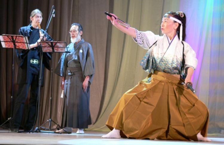Пляски самураев