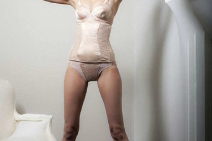 Жан-Поль Готье создал коллекцию нижнего белья для LaPerla