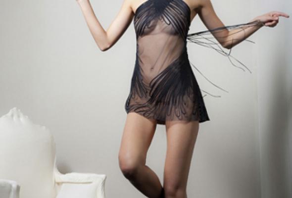 Жан-Поль Готье создал коллекцию нижнего белья для LaPerla - Фото №4