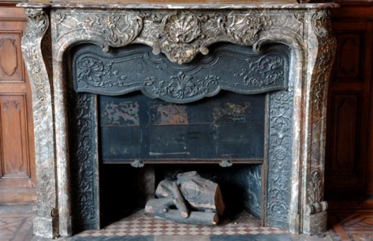 Hot stuff! Камин в истории интерьера от готики до наших дней