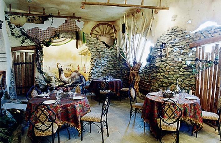 Юбилей ресторана «Караван»