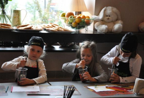 Детский кулинарный мастер-класс - Фото №2