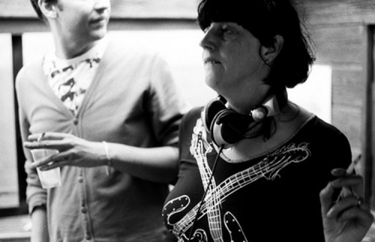 DJs Mila Starling (электроклэш, электро), Slimfit (madchester style)
