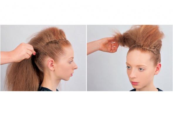 Прическа для длинных волос - Фото №1