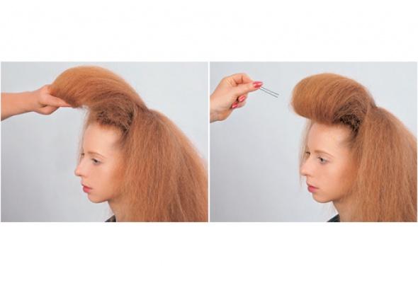 Прическа для длинных волос - Фото №2
