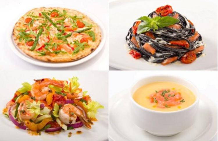 Новое меню всети ресторанов «ILПатио»
