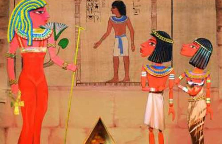 Три судьбы сына Фараона