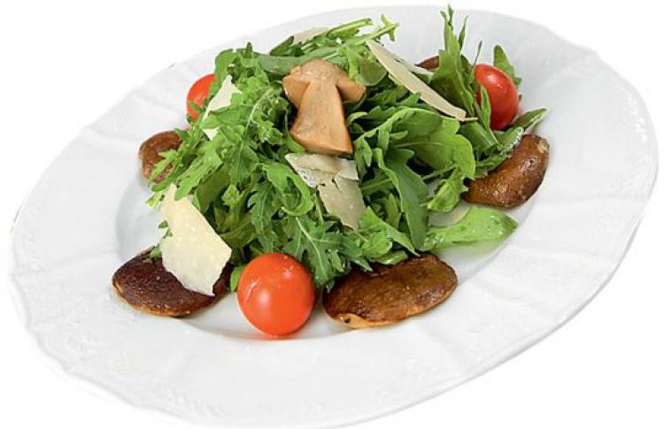 Посезону: 8грибных блюд
