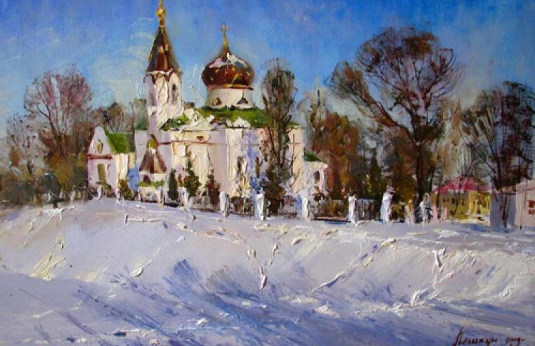 """Василий Пешкун """"У природы нет плохой погоды"""""""