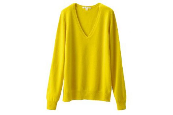 Выбираем свитер