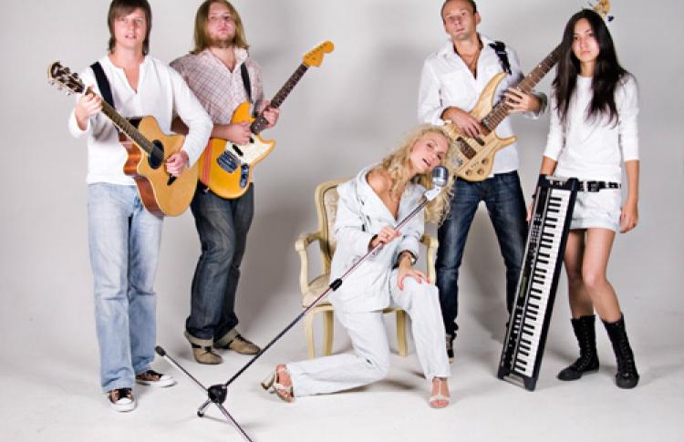 """Blondrock. Презентация дебютного альбома группы """"Любовь и свобода"""""""