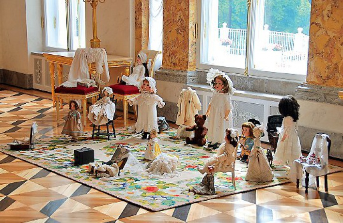 С7по10октября пройдет «Международный салон кукол»