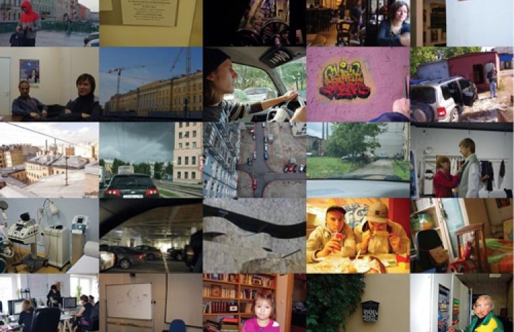 """Журнал """"Time Out Петербург"""" и """"Лофт Проект ЭТАЖИ"""" представляют: """"Город глазами людей"""""""