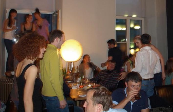 Вечеринки в«Публике»