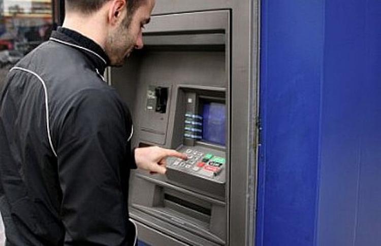 Всеть выложили карту всех московских банкоматов