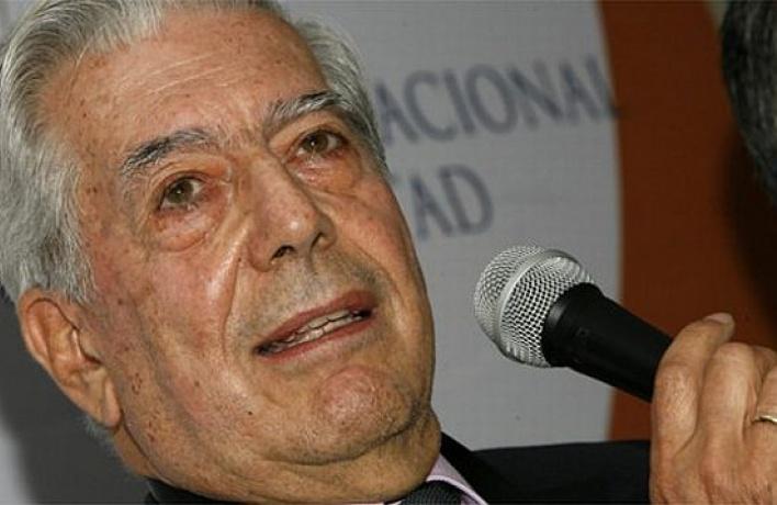 Лауреатом Нобелевской премии политературе стал Марио Варгас Льоса