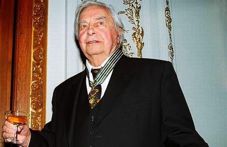 Юрию Любимову присудили Европейскую театральную премию