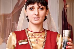 Все кухни мира— Кавказская кухня
