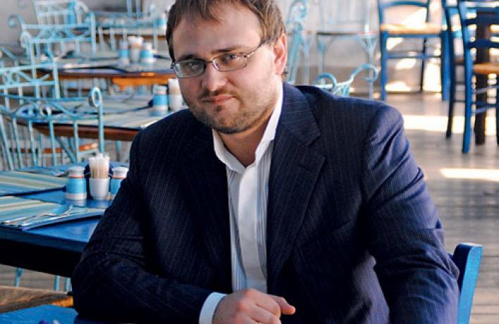 Кирилл Свешников
