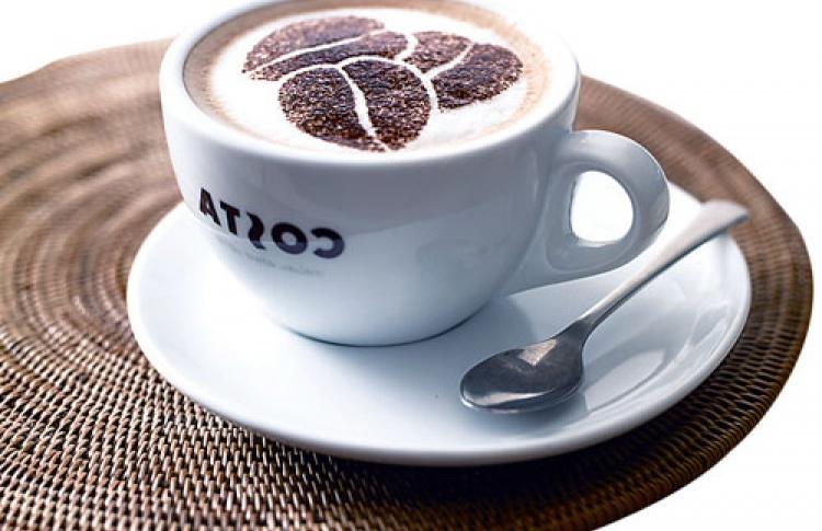 Новинки вCosta Coffee