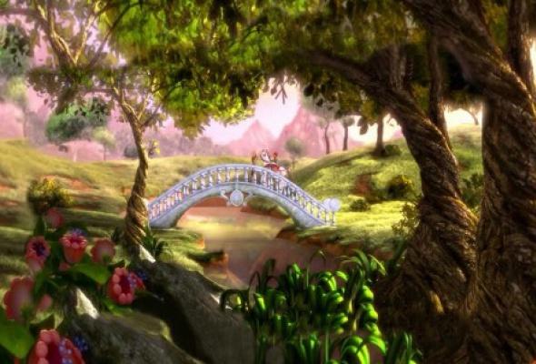 Winx Club 3D: Волшебное приключение - Фото №1