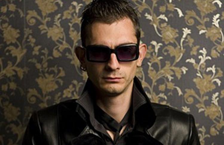 Overnight ° 6. DJs The Model (Gigolo, Бухарест, Румыния), Moralez, Haks, Shcherbakov