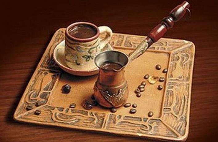 Кофе вресторане «Ноев ковчег»