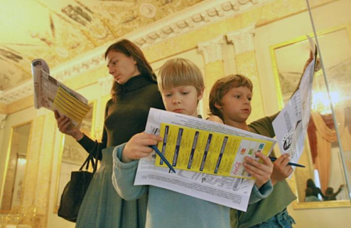 Детские дни вмузеях Петербурга