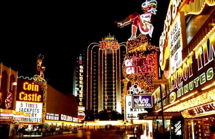 """Vegas Nights. Новогодние праздники в баре """"Гадкий Койот"""""""