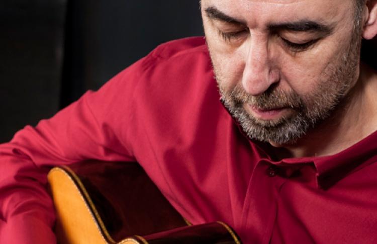 Оскар Эрреро (гитара фламенко, Испания)