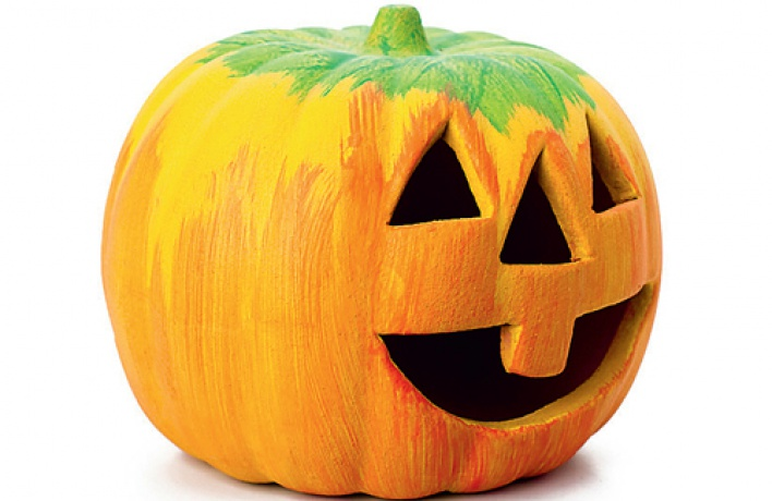 Хеллоуин в«Парусах»