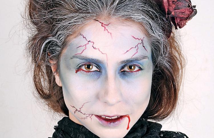 Страшно красиво: макияж для Хеллоуина