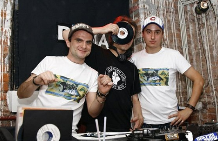 Roots and Fruits. DJs Blend, Klukva & Surfa, Step, Retrospection (sambass, brazil dnb, liquidfunk, jungle, funk, bossa)