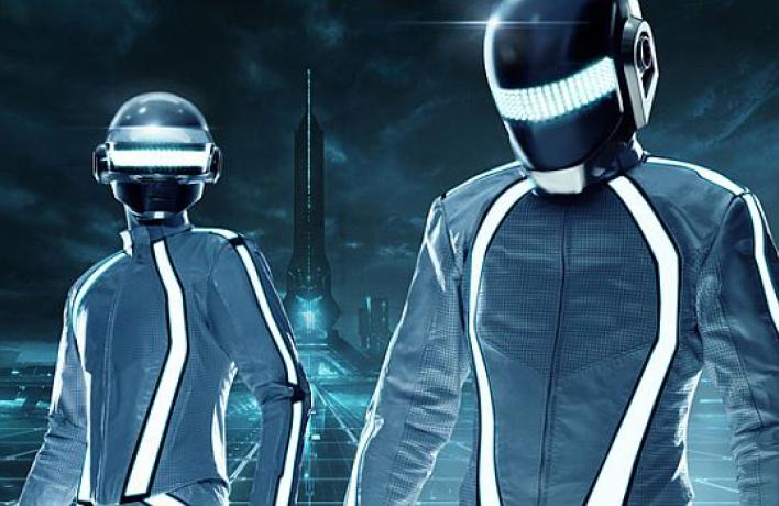 Disney обнародовал видеосаундтрек Daft Punk к«Трону: Наследие»