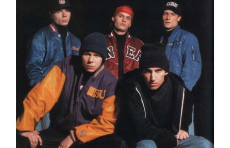 Бунтари 90-х. Музыка. Хип-хоп