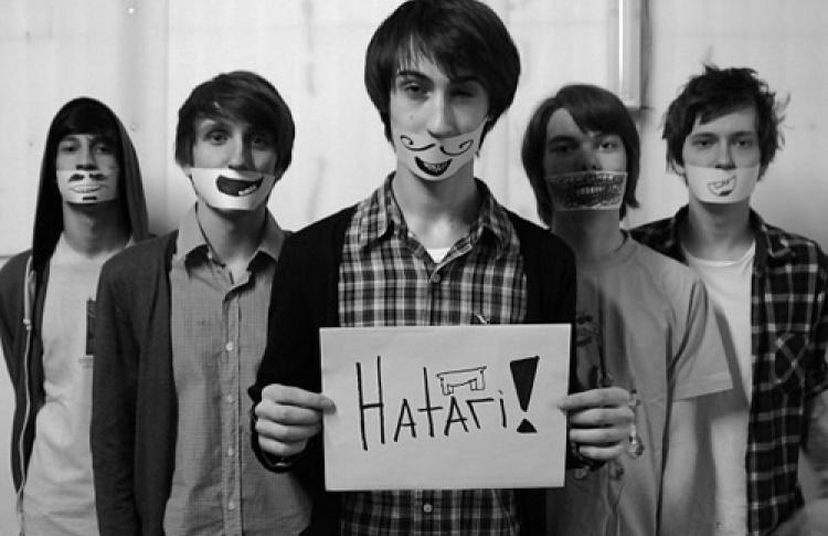 Hatari!, Oxy