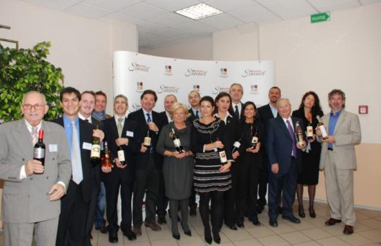 Саммит итальянских вин— 2010