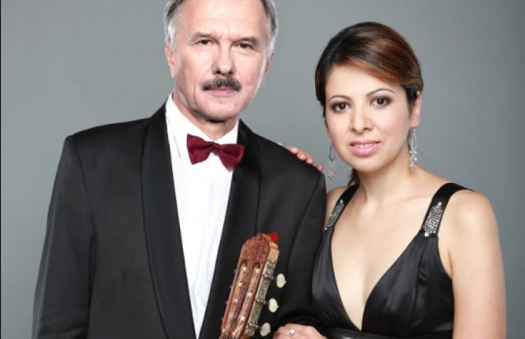 Кристина Аглинц + Леонид Серебренников