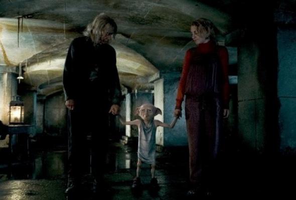 Гарри Поттер и Дары смерти: Часть 1 - Фото №11