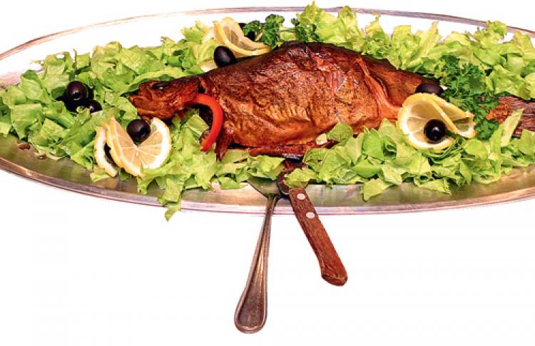 Доставка надом от«Русской рыбалки»