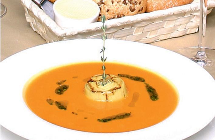 Лучшие супы вресторанах города