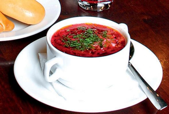 Лучшие супы вресторанах города - Фото №0