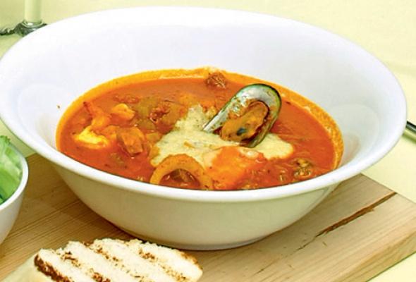 Лучшие супы вресторанах города - Фото №1