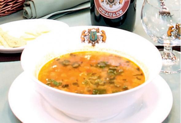 Лучшие супы вресторанах города - Фото №2